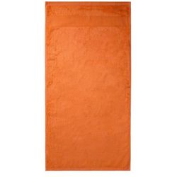 Jahu ręcznik kąpielowy bambus berlin pomarańczowy, 70 x 140 cm marki 4home
