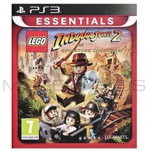 LEGO Indiana Jones 2 (PS3)