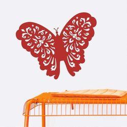 Szablon malarski motyl ornament 2360 marki Wally - piękno dekoracji