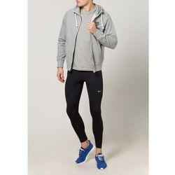 Nike Performance RUNNING ESSENTIAL Legginsy black/reflective silver, kup u jednego z partnerów