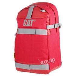 Plecak torba  bryan evo - czerwony od producenta Caterpillar