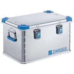 Zarges eurobox pudło 60 liter szary/fioletowy 2018 skrzynie transportowe