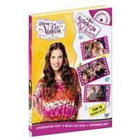 Violetta Kolekcja V-lovers Tom 4 Książka z płytą DVD