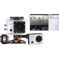 Kamera sportowa Denver ACG-8050W, Full-HD, Bryzgoszczelna, Wstrząsoodporna, Wodoszczelny, WiFi, GPS, 1920 x 1