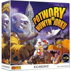 Egmont, Potwory w Nowym Jorku, gra planszowa