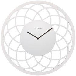 Zegar ścienny Dreamcatcher Big white by NeXtime