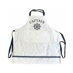 Fartuch kuchenny Captain White