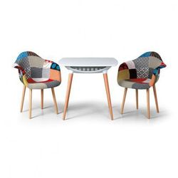 B2b partner Zestaw promocyjny: stół compact + 2x krzesło break