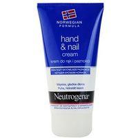 Neutrogena Hand Care krem do rąk i paznokci (Hand & Nail Cream) 75 ml