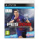 Pro Evolution Soccer 2018 (PS3)