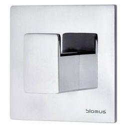 - menoto - wieszak samoprzylepny (wymiary: 6 x 6 cm) marki Blomus