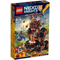 Lego NEXO KNIGHTS Machina oblężnicza generała magmara 70321