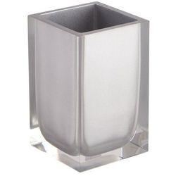 Kubek łazienkowy Capraia srebrny (3663602964858)