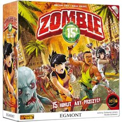Zombie 15' (edycja polska), marki Egmont