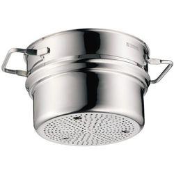Wmf wkład do gotowania na parze 20cm - indukcja, cromargan (4000530597571)