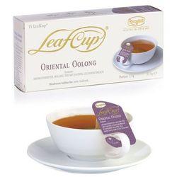 Herbata Ronnefeldt Leaf Cup Ooriental Oolong 15x2,5g z kategorii Czarna herbata