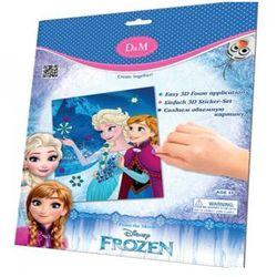 Obrazek do dekorowania Elsa&Anna Kraina Lodu