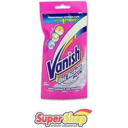 Vanish Oxi Action odplamiacz saszetka 100ml - produkt z kategorii- wybielacze i odplamiacze