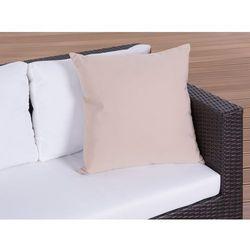 Poduszka ogrodowa - dekoracyjna - poduszka 50x50 cm karmelowa - sprawdź w wybranym sklepie