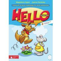 Hello Starter Podręcznik angielski dla najmłodszych z płytą CD (9788374464833)