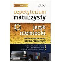 Język niemiecki Nowa Matura LO kl.1-3 Repetytorium maturzysty / Poziom podstawowy i rozszerzony (176 str.)