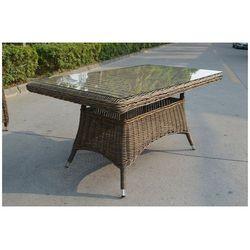 :: stół ogrodowy bilbao corner wyprodukowany przez Miloo