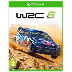 Gra WRC 6 z kategorii: gry Xbox One