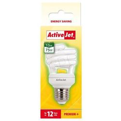 Świetlówka Activejet Świetlówka kompaktowa spiral (AJE-S15P) Darmowy odbiór w 19 miastach! - sprawdź w Morele.net sp. z o.o.