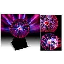 Wielka kula świecąca - lampa plazmowa 63cm (średnica 8