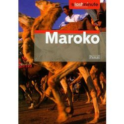 Maroko. Last Minute (ISBN 9788375137392)