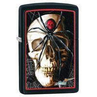 Zapalniczka  mazzi pająk, black matte marki Zippo