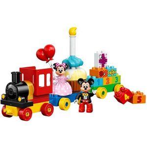 Lego DUPLO Mickey&minnie urodzinowa parada 10597