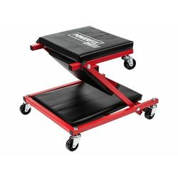 POWERFIX® 2 w 1: leżanka montażowa i stołek warszt