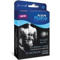 Plastry na libido BLUE dla mężczyzn Gotowy 24 godziny - produkt z kategorii- Potencja - erekcja
