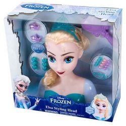 Frozen Głowa Do Stylizacji Elsa Kraina Lodu 60389 z kategorii zabawki AGD
