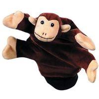 Pacynka do zabaw w teatrzyk - małpka marki Beleduc