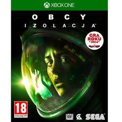 Gra Obcy Izolacja z kategorii: gry Xbox One
