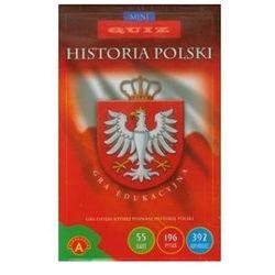 Historia Polski. Quiz. Gra Edukacyjna z kategorii Gry planszowe