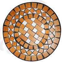Stolik mozaika mozaikowy na balkon taras kwietnik marki Wideshop