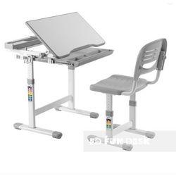 Zestaw dziecięcy regulowane biurko i krzesełko cantare marki Fun desk