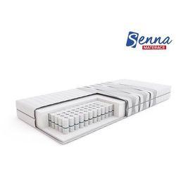 Senna magic - materac kieszeniowy, sprężynowy, rozmiar - 90x200 wyprzedaż, wysyłka gratis