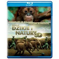 Film  dzikie z natury 3d born to be wild marki Galapagos