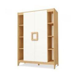 Szafa 2 drzwiowa z półkami First,Timoore - sprawdź w wybranym sklepie