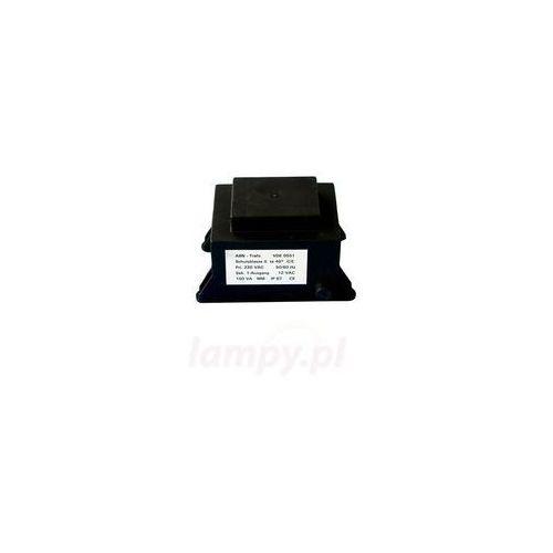 Transformator 12V IP67 do zastosowań zewnętrznych