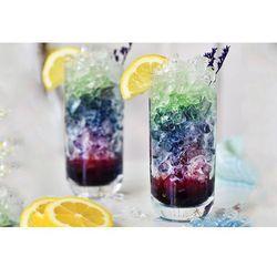 KROSNO GLAMOUR Wysokie szklanki do napojów 360 ml 6 szt.