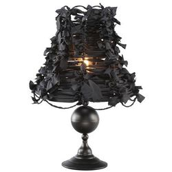 Lampka Nocna ART-DECO BLACK nr 2525