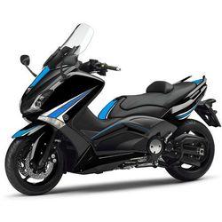 Zestaw naklejek PUIG do Yamaha T-Max 530 12-15 (niebieskie 7913) ()