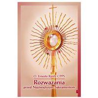 Rozważania przed Najświętszym Sakramentem, oprawa miękka