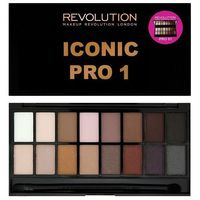 MAKEUP REVOLUTION Iconic Pro 1 paleta 16 cieni 16g (5029066043818)