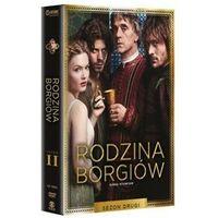 Imperial cinepix Film  rodzina borgiów sezon 2 (3 dvd) the borgias